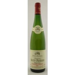 2007 Pinot Gris AOC Vendanges Tardives Domaine Bott Frères (Restposten! Wenn weg, dann weg!)
